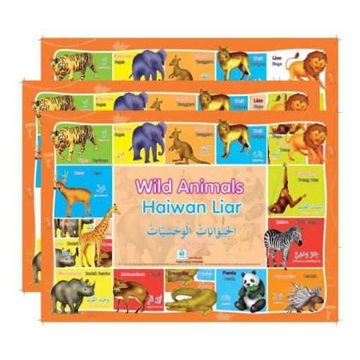 Haiwan Liar 3 Bahasa