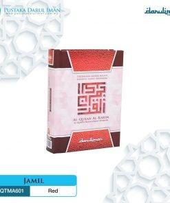 jamil red