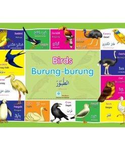 Laminated-Burung-burung